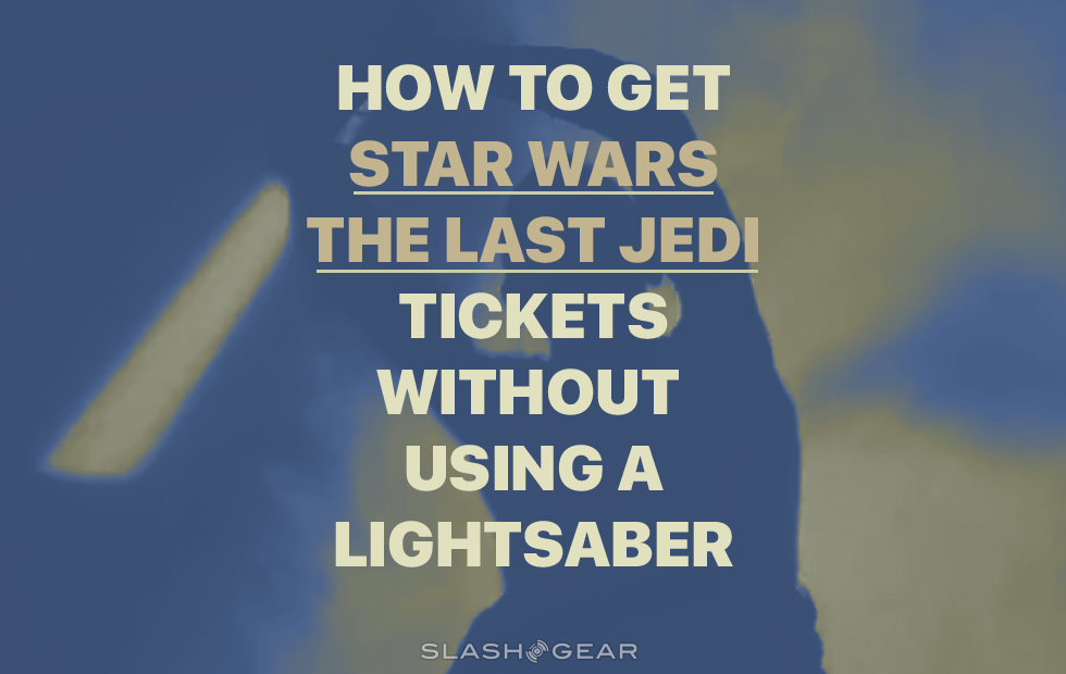 The Last Jedi tickets: When and how to buy