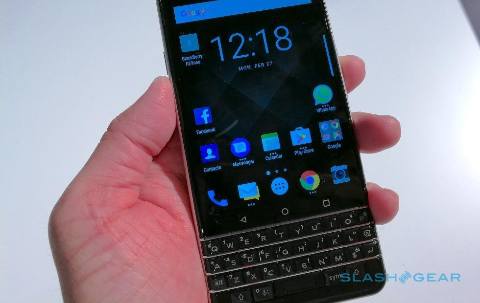 Grab this BlackBerry KEYone Best Buy discount while it's hot