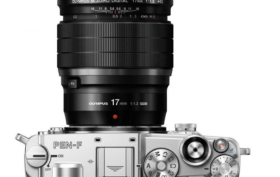 Olympus 17mm and 45mm f/1.2 PRO lenses promise glorious bokeh
