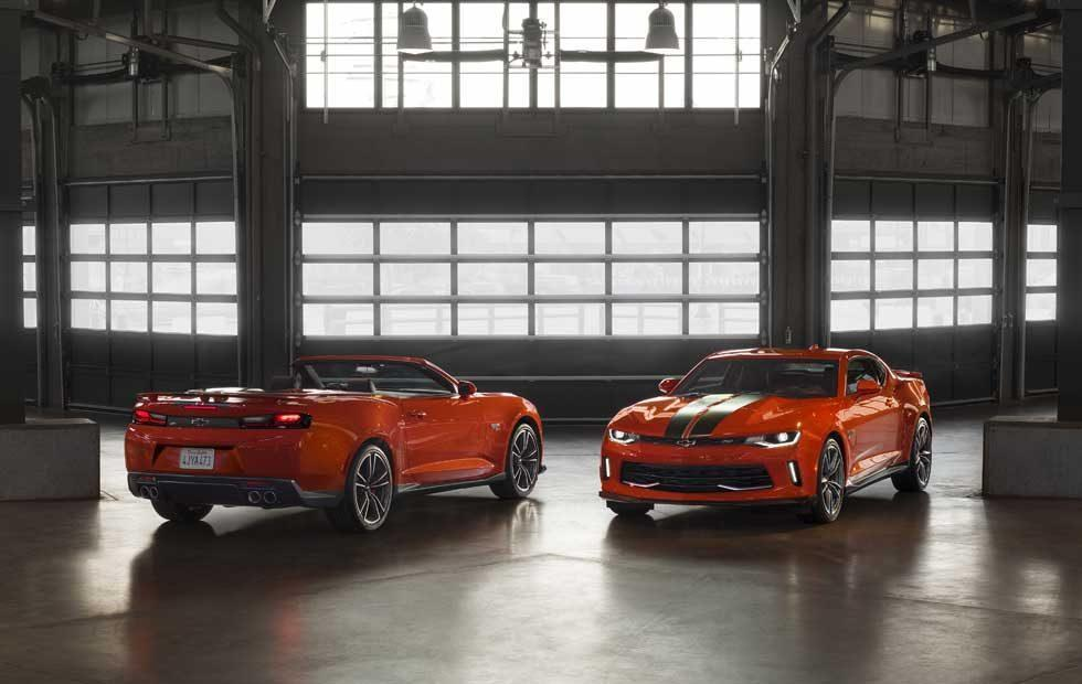 2018 Chevy Camaro Hot Wheels 50th Anniversary Edition lands in spring 2018