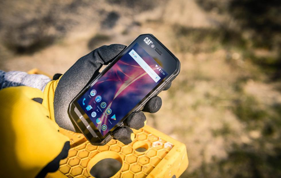 Cat S41 rugged smartphone: 5″ FHD display, waterproof, huge battery