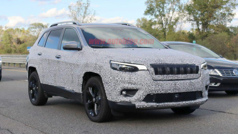 2019 Jeep Cherokee gets more mainstream style