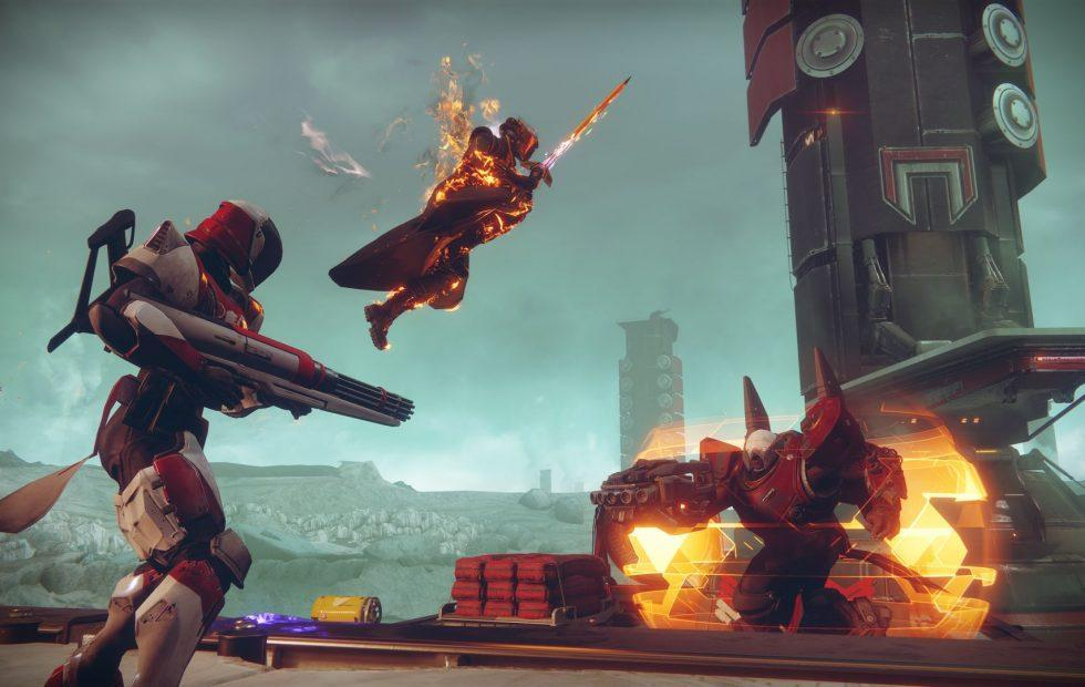 Destiny 2 is now available on PC