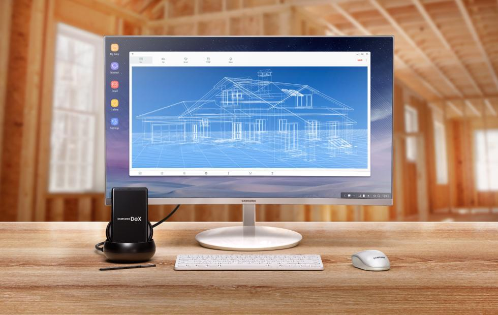 Samsung DeX Linux on Galaxy really wants you to ditch your PC