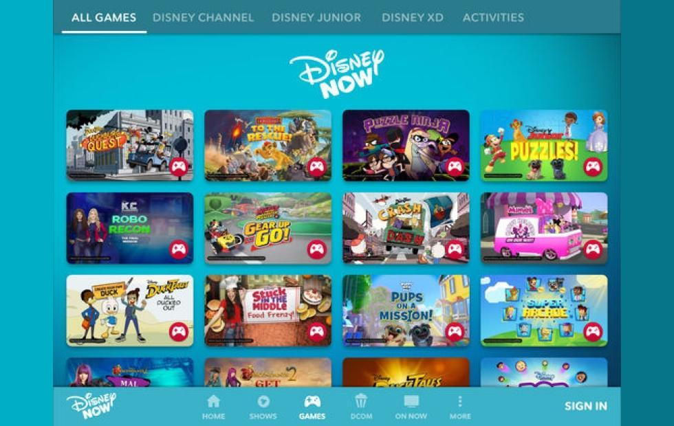DisneyNOW is now the one Disney app to rule them all