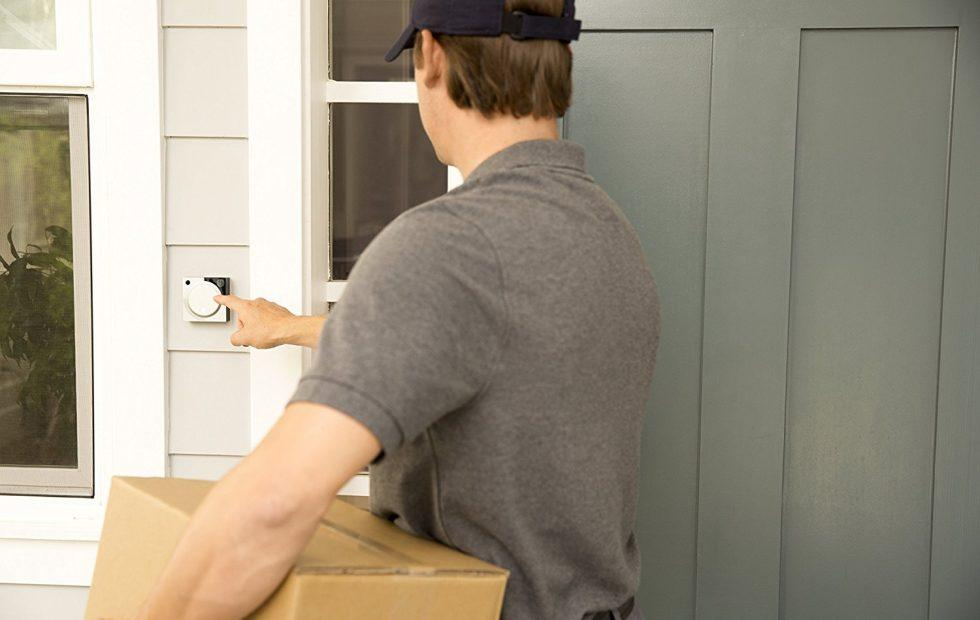 Amazon's smart doorbell could give delivery people access