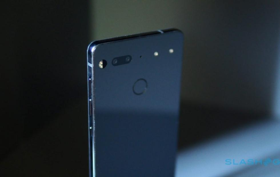 Essential Phone update promises a better camera