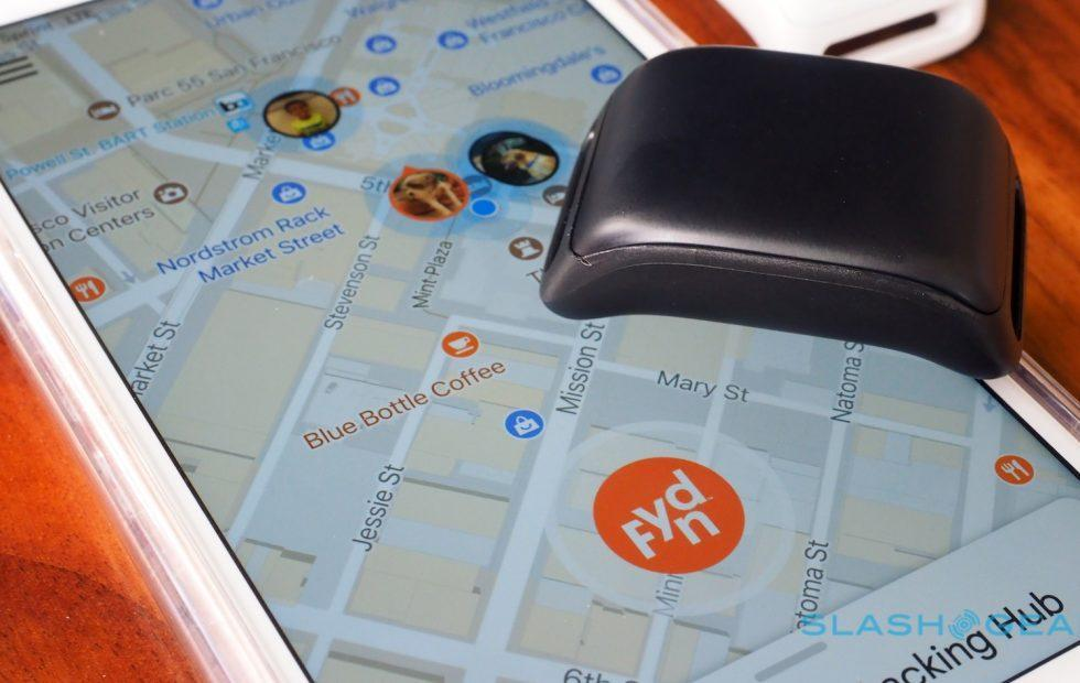 Fynd LTE tracker finds dogs, keys or kids in real-time