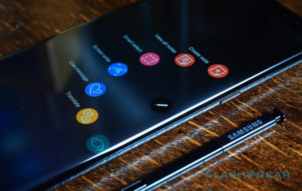Galaxy Note 8 apps ported to rooted Samsung devices on Nougat