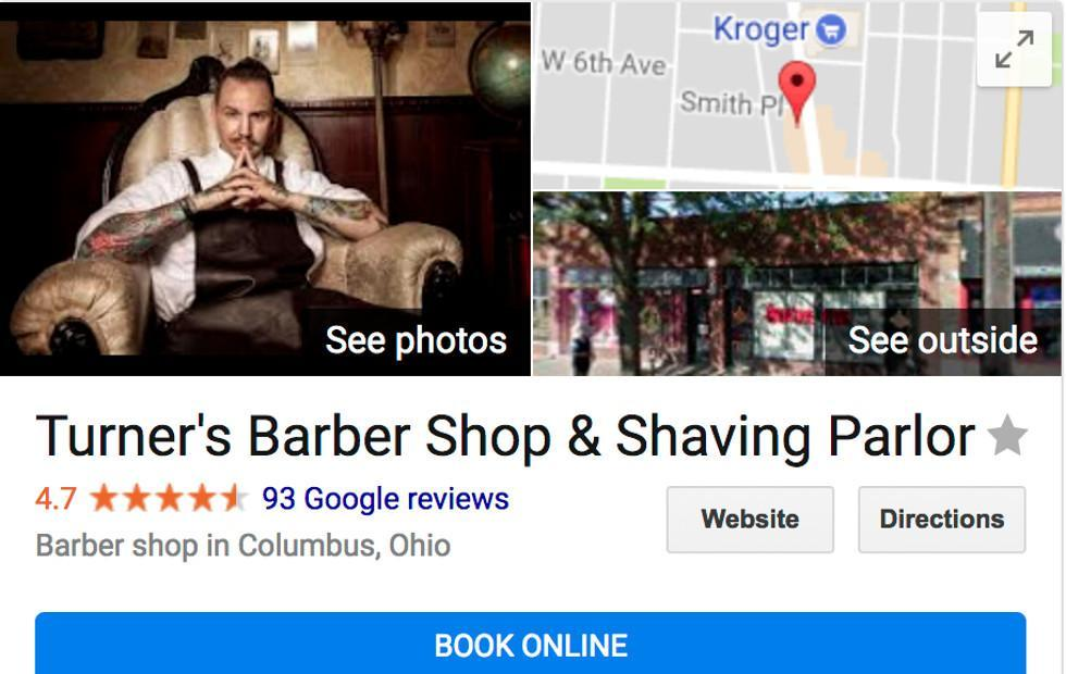 Reserve with Google bookings are now open to more businesses