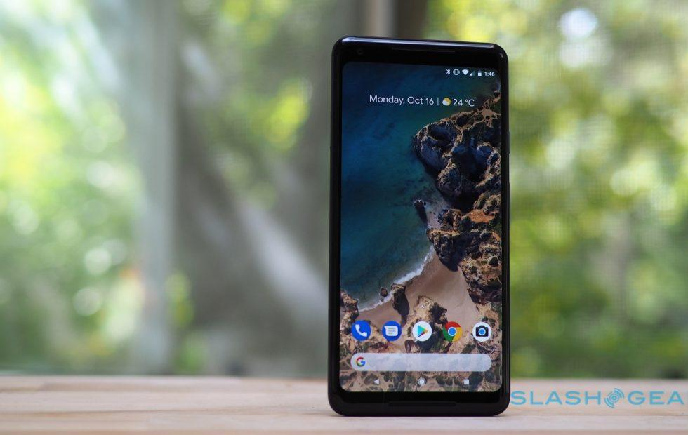 Pixel 2 teardown discovers the hardware behind Active Edge
