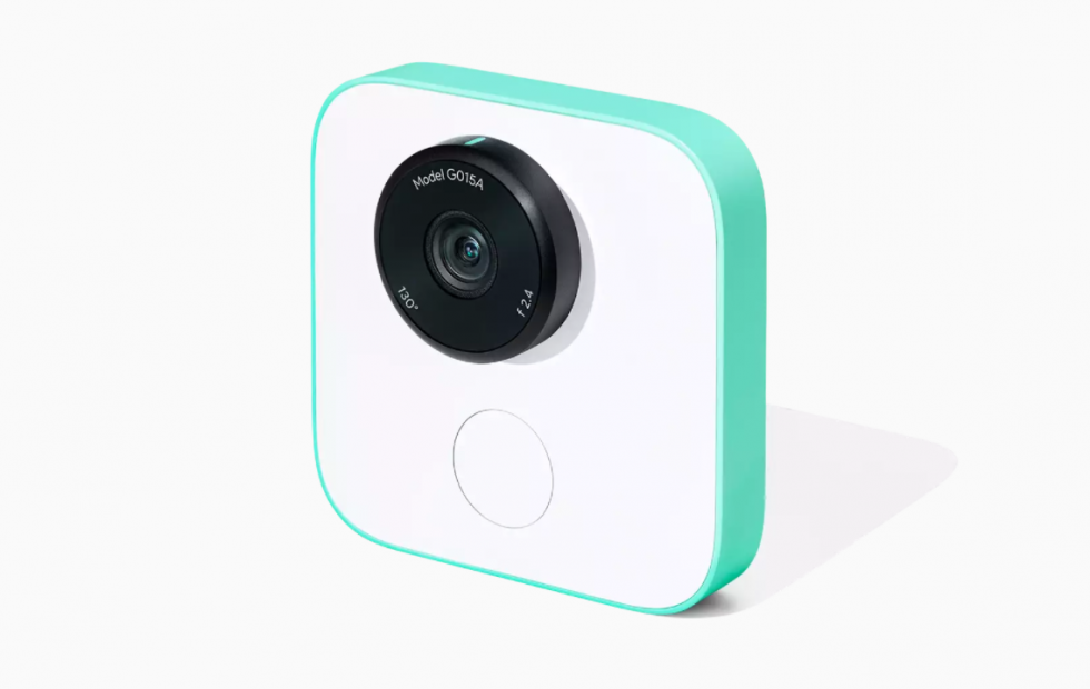 Google Clips is one more camera lens for Pixel 2