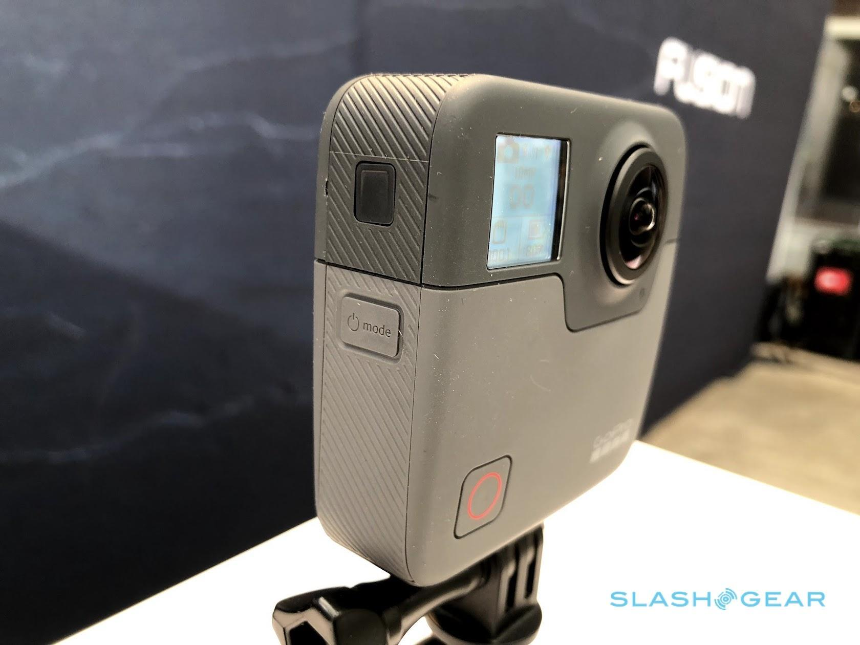 GoPro Fusion Preview: This video shows the 360 camera's true