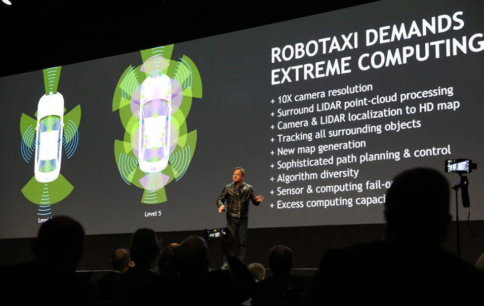 NVIDIA's new Pegasus wants the keys to your Level 5 autonomous car