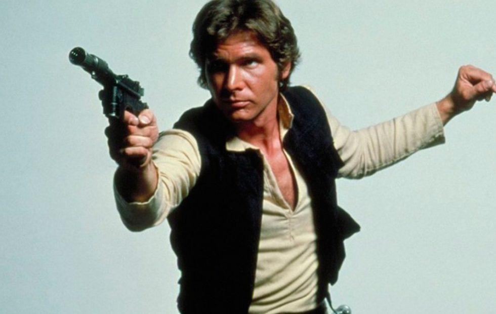 Han Solo movie gets a title (and wraps)
