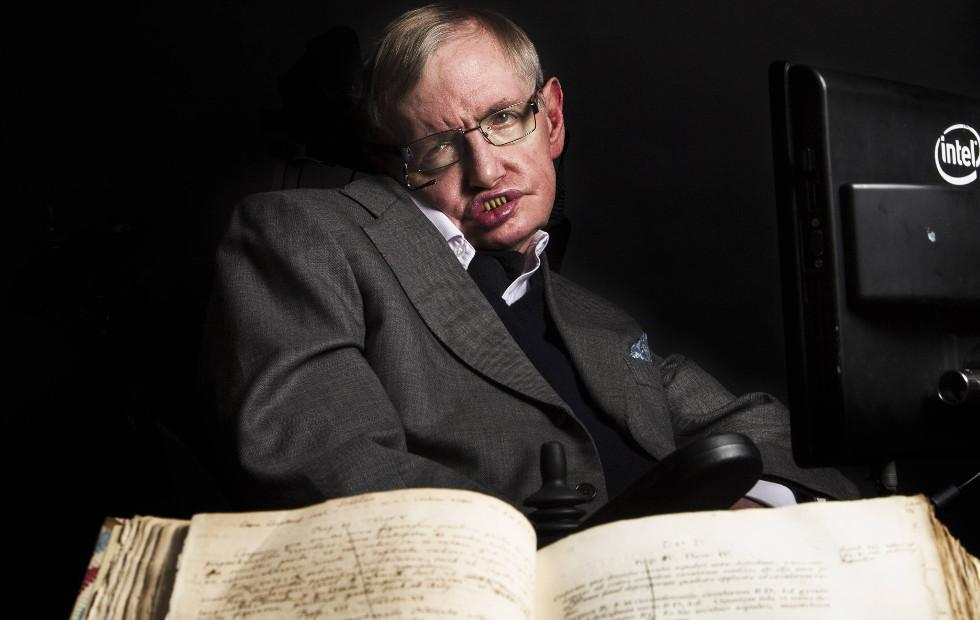 Stephen Hawking PhD thesis released for free, crashes website