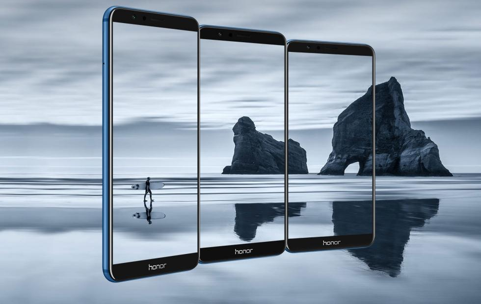 Honor 7X, WaterPlay tablet bring premium features to mid-range