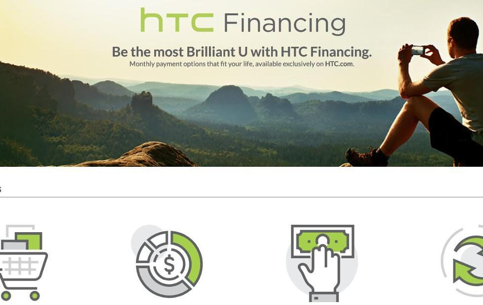 HTC Financing will make it easier to buy a phone in the US