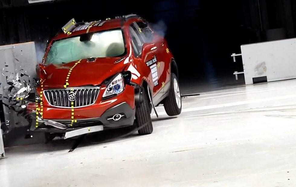 The toughest crash test is getting even harder
