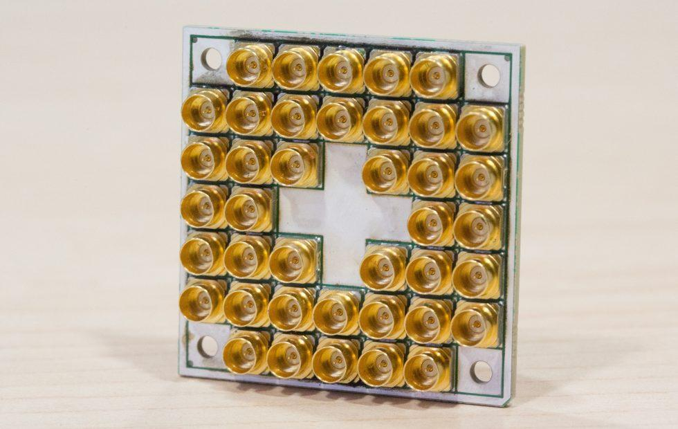 Intel's new 17-qubit chip marches toward the quantum computing future