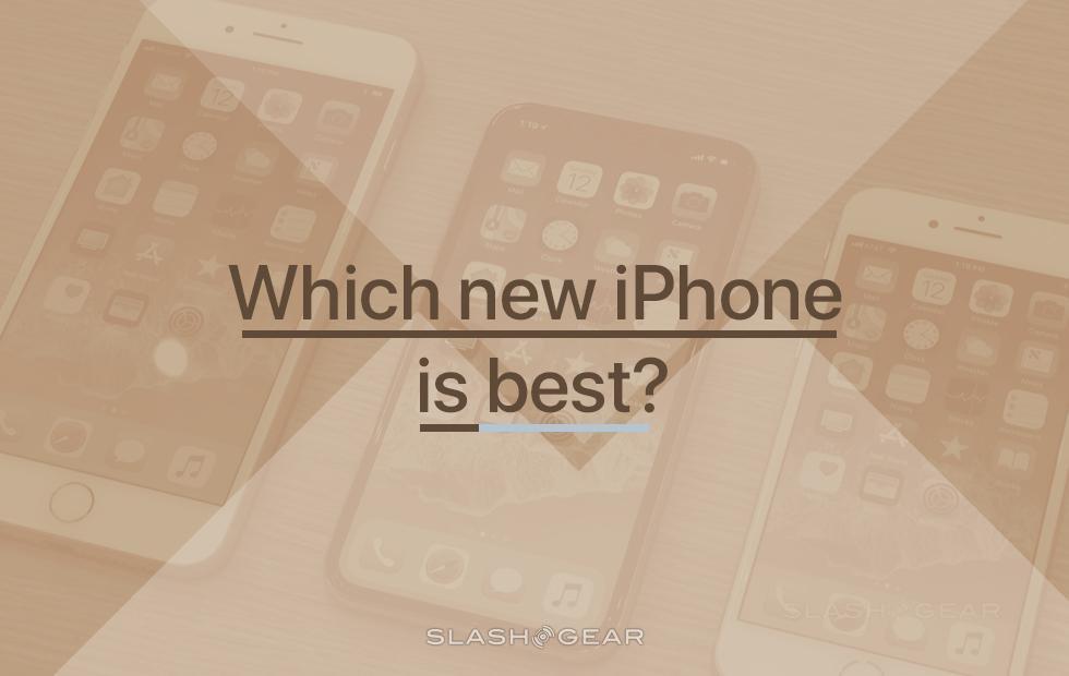 10 ways iPhone X is best VS 8 (or vice versa)