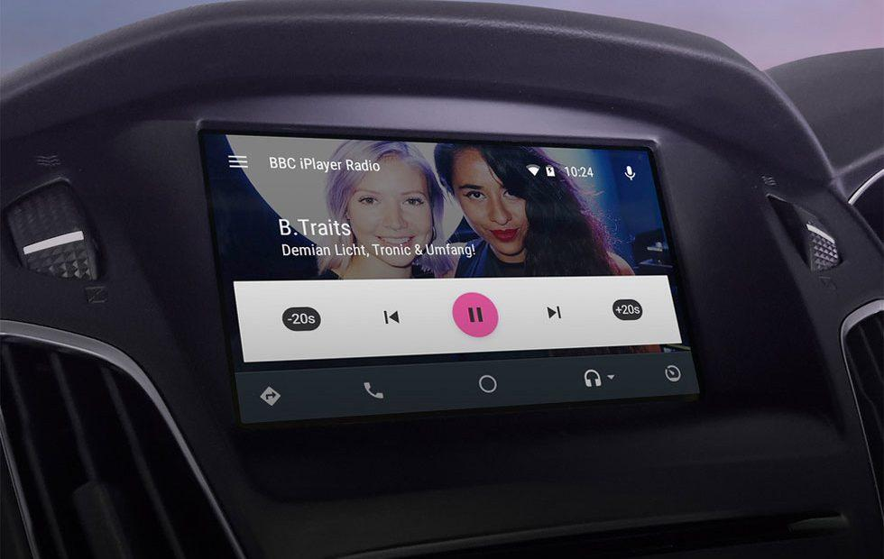BBC iPlayer Radio app gains Android Auto and Apple CarPlay support