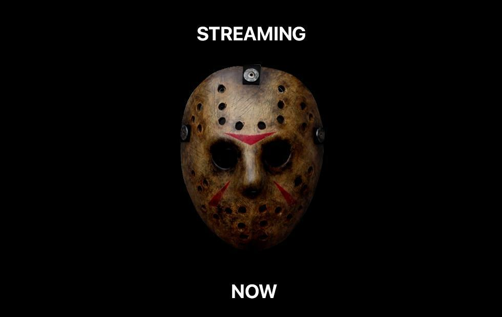 Friday the 13th streaming : where Jason Vorhees lives right now