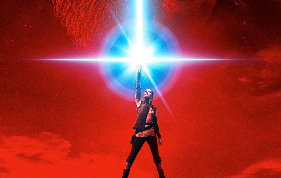 Star Wars: The Last Jedi trailer is finally here
