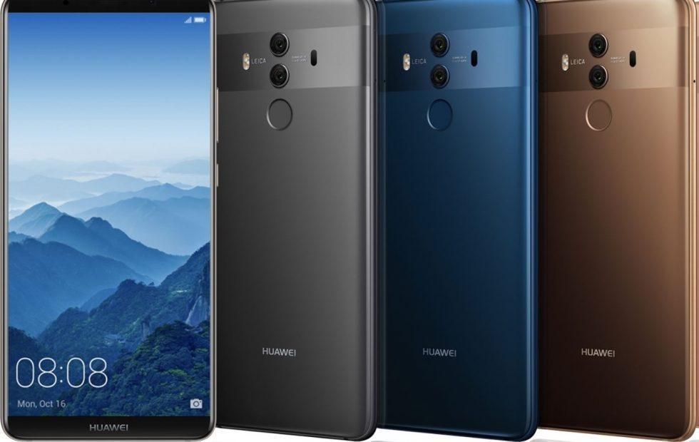 Huawei Mate 10 Pro DxOMark camera rating challenges Pixel 2