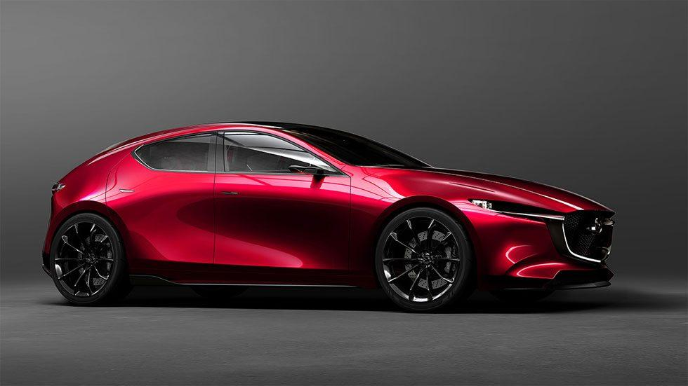 Mazda Kai Concept and Vision Coupe need to go into production