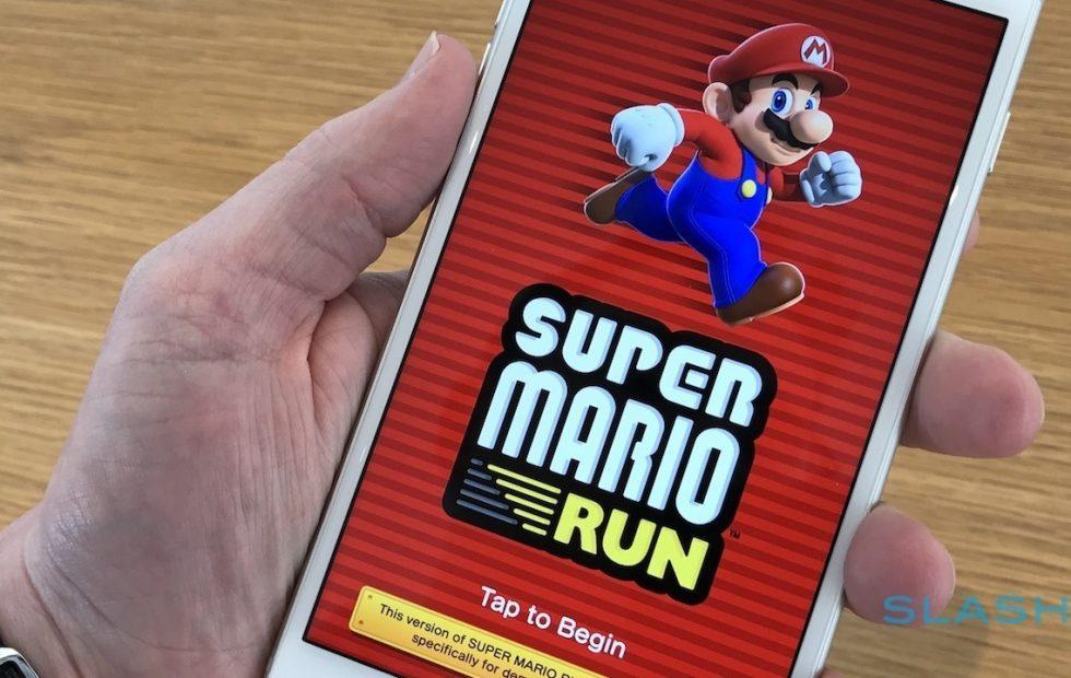 Super Mario Run was huge, but Nintendo isn't happy