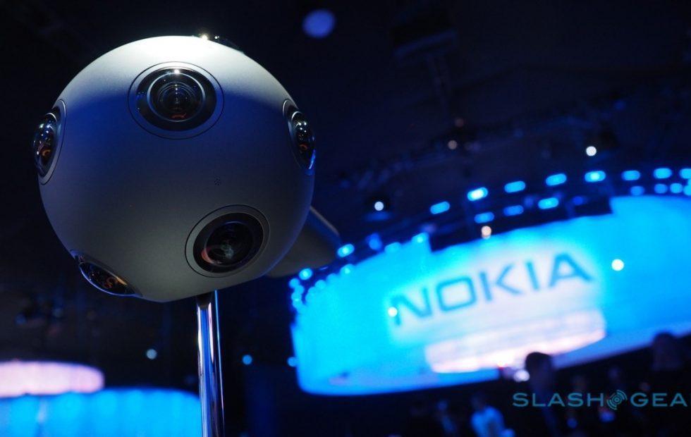 Nokia axes OZO VR camera development