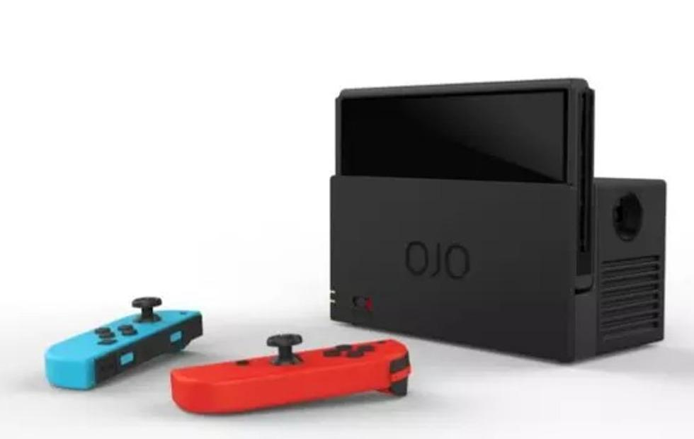 OJO Nintendo Switch projector promises ultimate portability