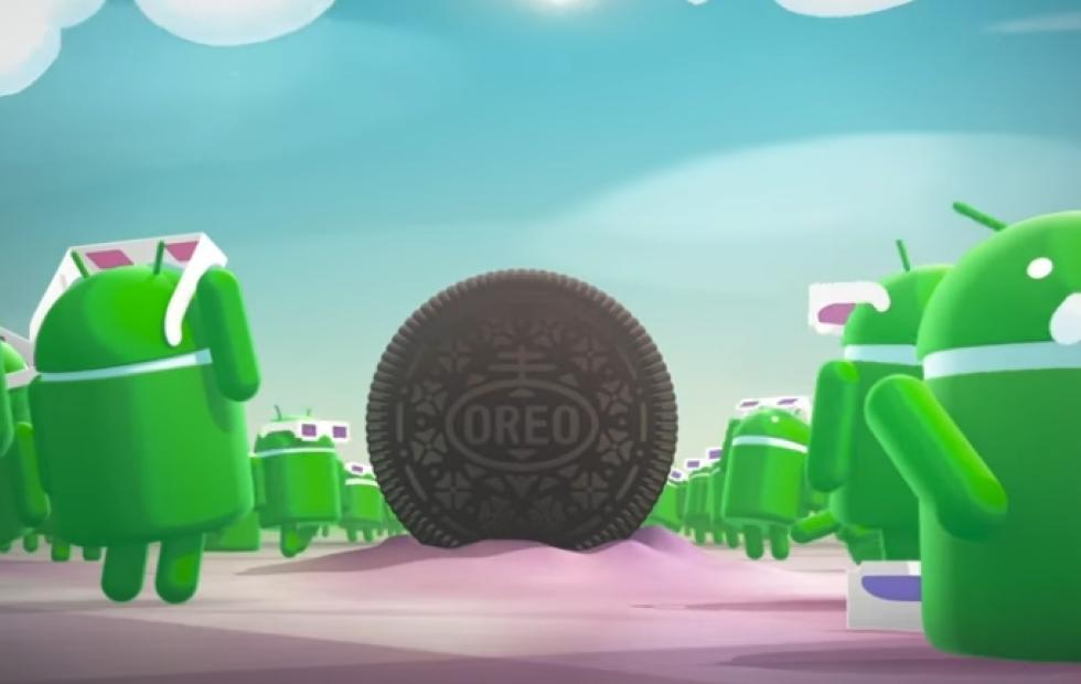 Android 8.0 Oreo numbers seem to be off to a good start