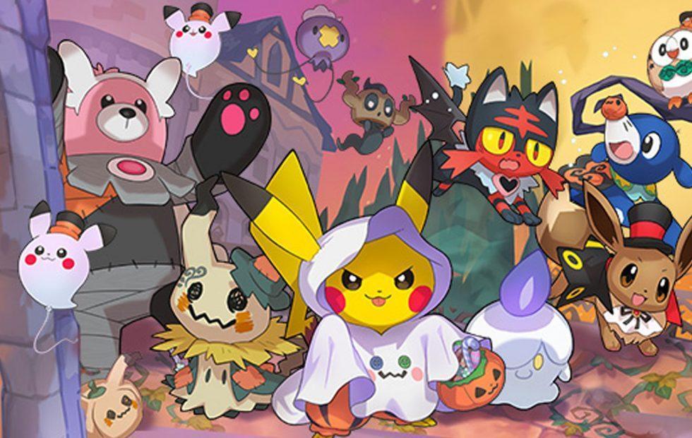 Pokemon Go data leak reveals Gen 3 release during Halloween event