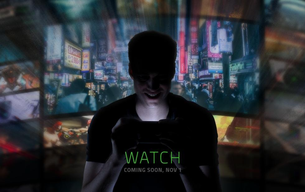 Razer's smartphone could be unveiled in three weeks