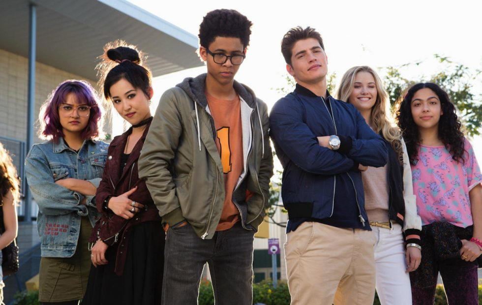 Hulu reveals first trailer for Marvel's Runaways series
