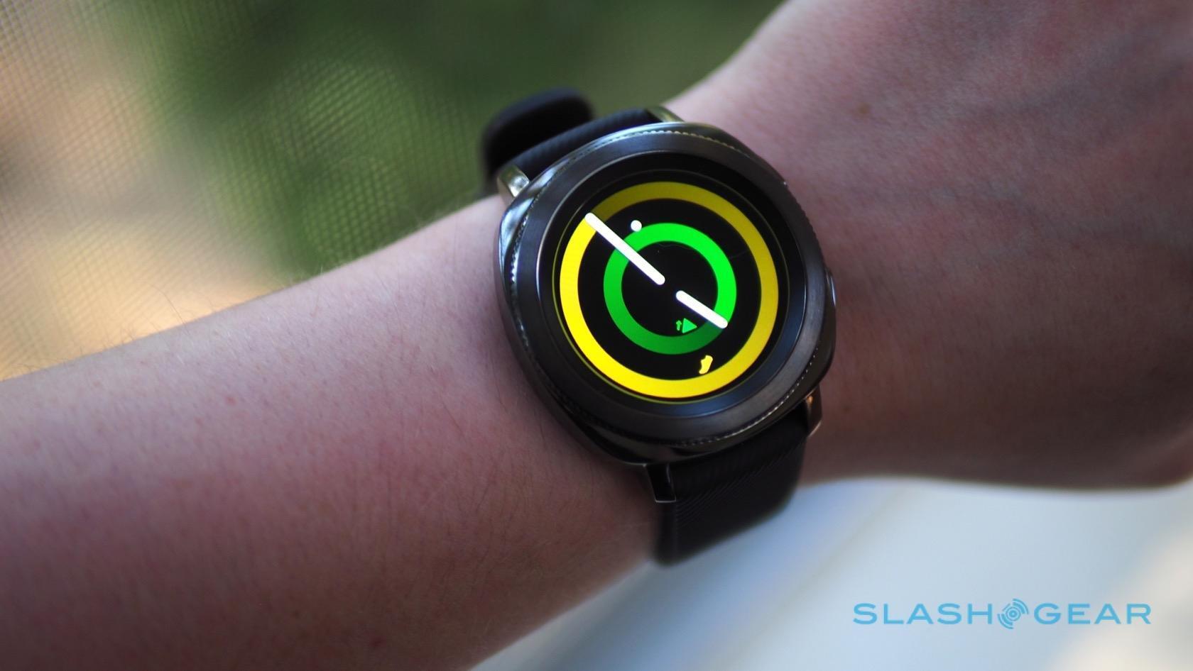 Samsung Gear Sport Review - SlashGear