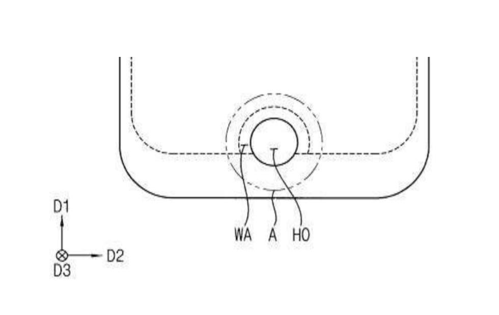 Galaxy S9 fingerprint sensor patent shows less awkward front placement