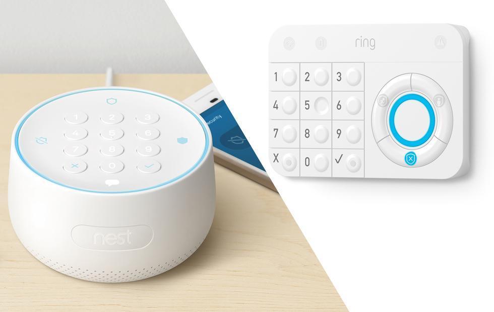Ring Protect vs Nest Secure: Home alarm showdown