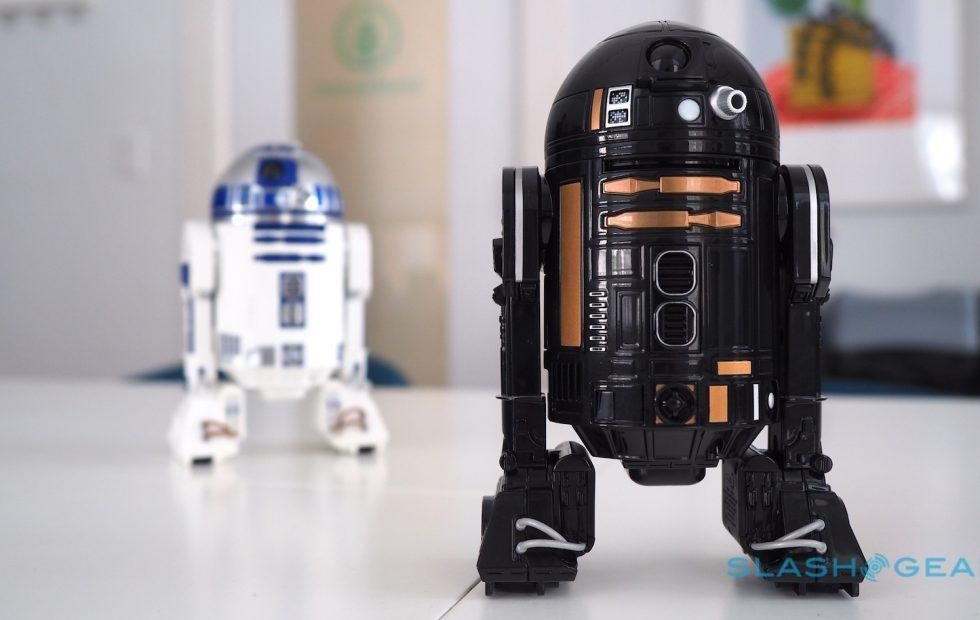 Sphero R2-Q5 brings R2-D2's Imperial rival to life