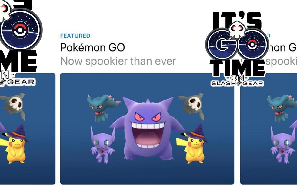 Pokemon GO Halloween event : News on Witch Hat Pikachu!