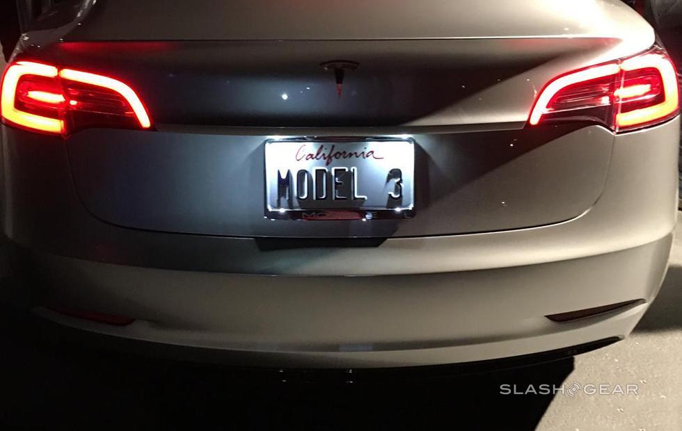 Why Tesla Model 3 production seems a little low