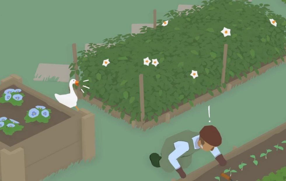 Untitled Goose Game lets you ruin someone's day (as a goose)