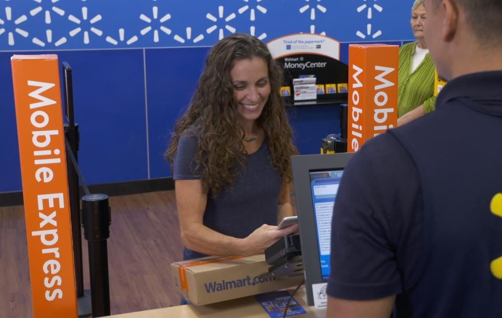 Walmart Mobile Express Returns will make returning items easy