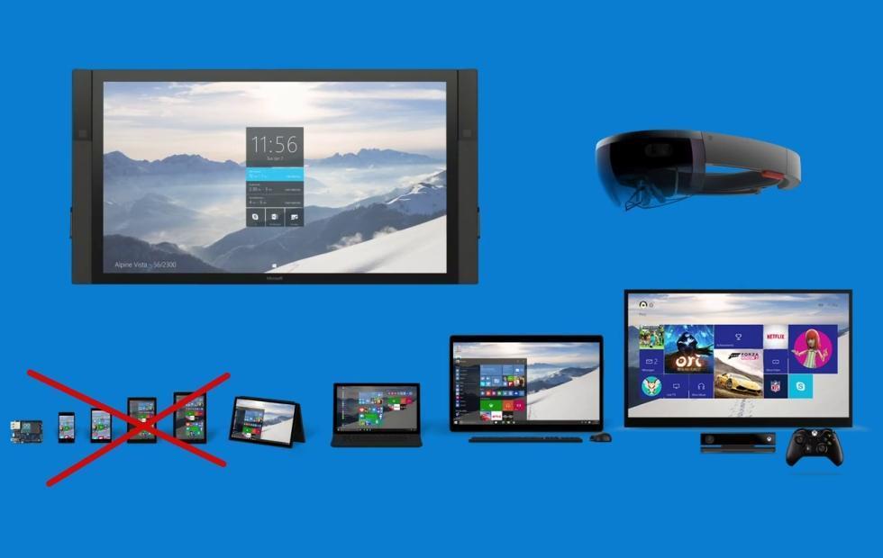 Surprise: Belfiore says Windows 10 Mobile no longer a focus