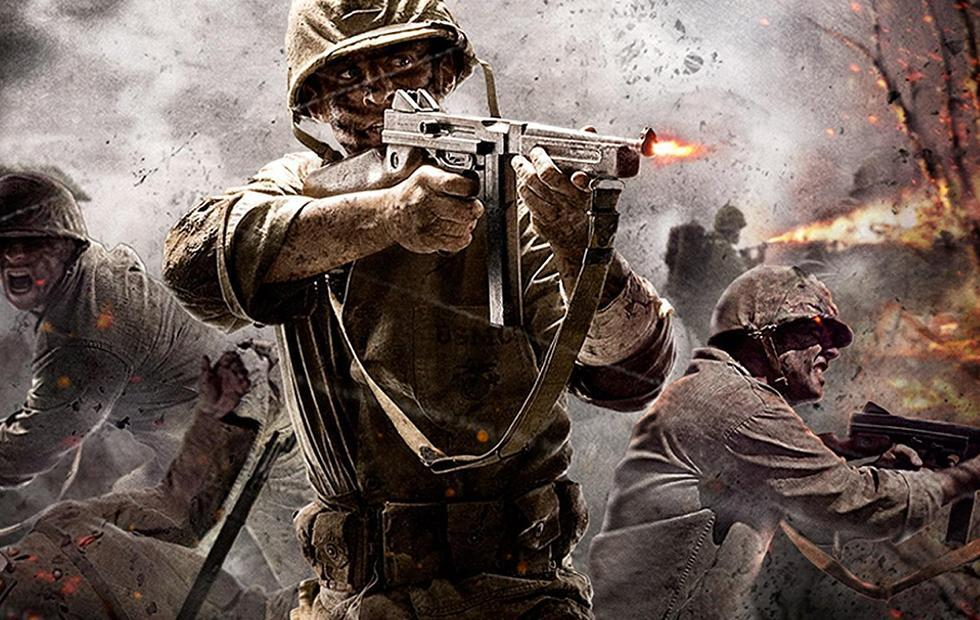 Call of Duty: WWII DLC The Resistance will arrive on PS4 a month early