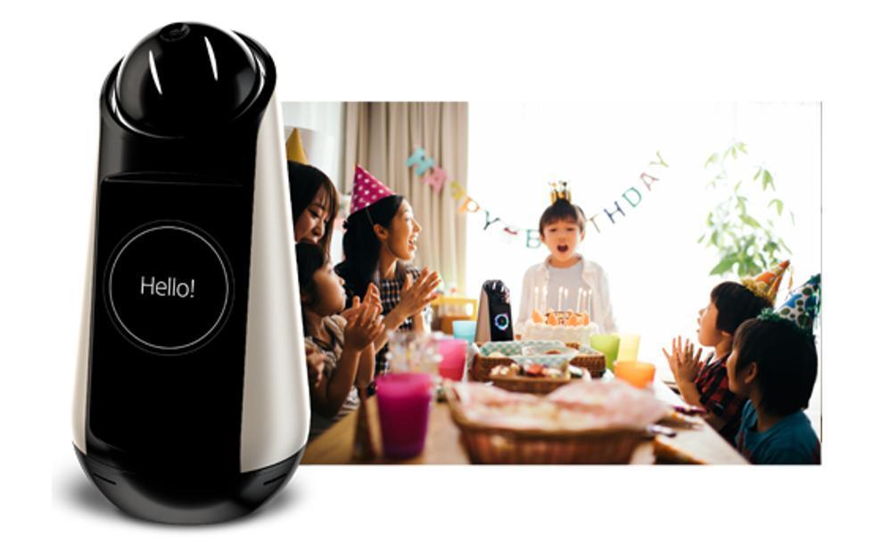 Xperia Hello! is Sony's robotic butler slash smart speaker