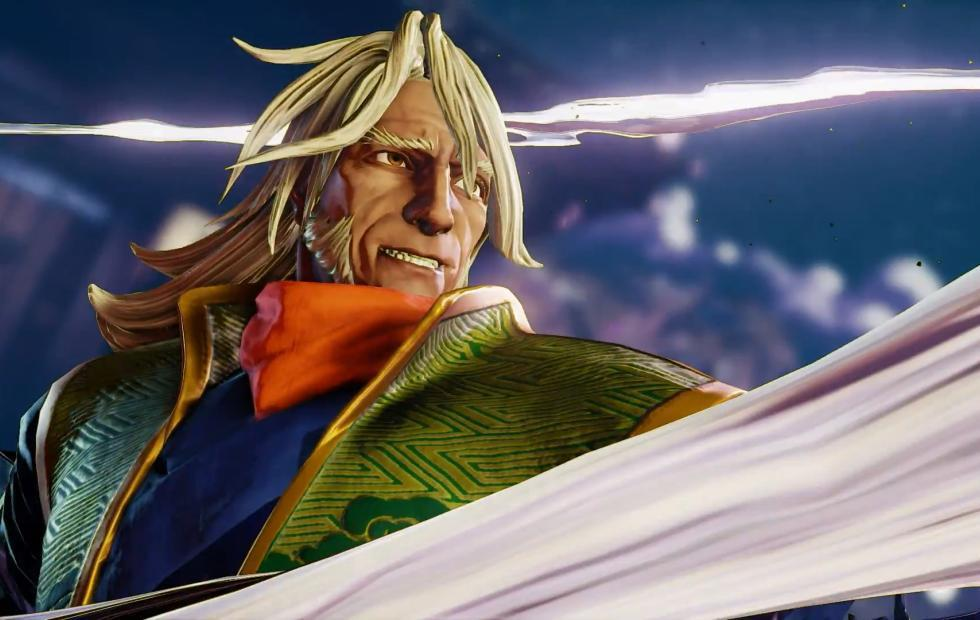 Street Fighter 5 adds Zeku as a playable character