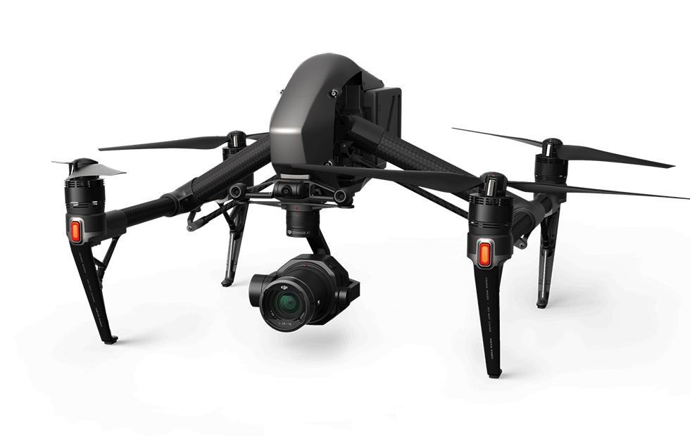 DJI Zenmuse X7 is official: world's first Super 35 drone camera